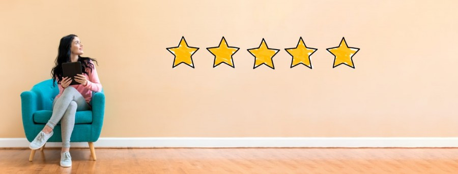 Your business deserves 5 stars
