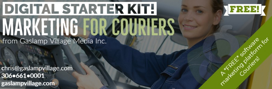 Courier Marketing Starter Kit - Deliver Results!