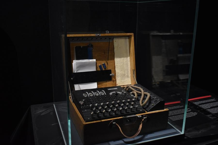 Enigma Encoding Machine