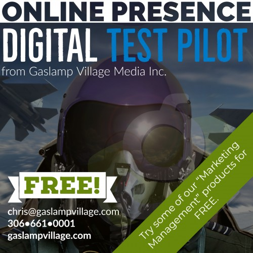 FREE Digital Marketing Test Pilot
